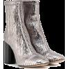 ISABEL MARANT Rillyan metallic leather a - Boots -