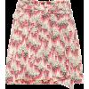 ISABEL MARANT Roxana stretch-silk minisk - Spudnice -