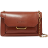 ISABEL MARANT SKAMY LEATHER SHOULDER BAG - Borsette -