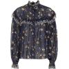 ISABEL MARANT, ÉTOILE Printed cotton blo - Long sleeves shirts -