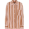 ISABEL MARANT Venice striped cotton shir - Camisas manga larga -