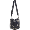 ISABEL MARANT black studded bag - Hand bag -