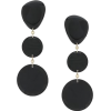 ISABEL MARANT bright rounded earrings 16 - Kolczyki -