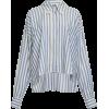 ISABEL MARANT striped shirt - 半袖シャツ・ブラウス -