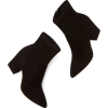 ISLA STRETCH-SUEDE ANKLE BOOTIES - Boots -