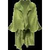 ISSEY MIYAKE frilled shawl jacket - Šalovi - 1,228.00€  ~ 9.082,66kn