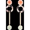 IUO Ohrringe mit Anhänger - Ohrringe -
