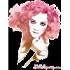 Ilustracija Pink - Illustrations -