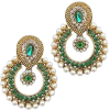 Indian Earrings - Aretes -