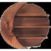 IndoorSurvivalCo Crescent Moon shelf - Arredamento -