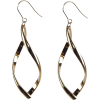 Infinity hoop earrings - Earrings -