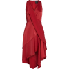 Influential Asymmetrical Tiered Dress - Vestidos -