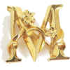 Initial Pin - Other jewelry -