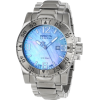 Invicta Men's 0515 Reserve Collection Blue Mother-Of-Pearl Stainless Steel Watch - Watches - $229.89