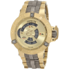 Invicta Men's 1572 Subaqua Noma III Gold Dial 18k Gold Ion-Plated Stainless Steel With Titanium Trim Watch - Uhren - $379.00  ~ 325.52€