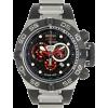 Invicta Men's 6569 Subaqua Noma IV Chronograph Black Rubber Watch - Watches - $329.99
