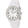 Invicta Women's 1632 Angel Collection Crystal-Accented White Watch - Satovi - $99.99  ~ 85.88€