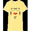Invisible Fashionista love womens tshirt - T-shirt - $19.99  ~ 17.17€