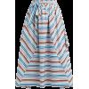 Isa Arfen striped skirt - Skirts -