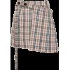 Isa Arfen tartan kilt mini skirt  - Faldas -