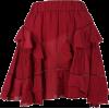 Isabel Marant Varese Embroidered Skirt - Skirts - $231.11