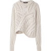 Isabel Marant knit sweater - Pullovers -