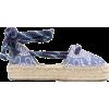 Isabel Marant rope strap espadrilles - scarpe di baletto -