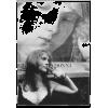 Isabelle Huppert by Leonard Freed photo - Uncategorized -