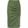 Isolda Heliconia pencil skirt - Skirts -