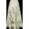 Isolda Rio Cotton poplin skirt - 裙子 - $480.00  ~ ¥3,216.16