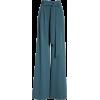Italian Cady Wide Leg Pants MILLY - Capri & Cropped -