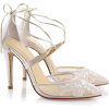 Ivory Lace Wedding Shoes - Classic shoes & Pumps -