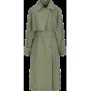 Izzat Baba Trench Coat - Chaquetas -