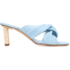 JACQUEMUS Bellagio mules - Sapatos clássicos -