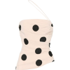 JACQUEMUS Le Haute Brella polka-dot top - Shirts -