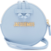 JACQUEMUS  Le Pitchou leather coin purse - Borse con fibbia -