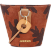 JACQUEMUS Le Sac Praia leather bucket ba - Borsette -