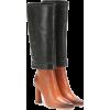 JACQUEMUS Les Bottes Pantalon leather bo - Boots - 1.08€  ~ $1.26