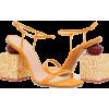 JACQUEMUS Les sandales Elme - サンダル -