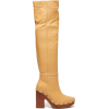 JACQUEMUS Sabots leather over-the-knee b - Botas -