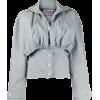 JACQUEMUS light blue grey blouse - Camicie (corte) -