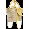 JACQUEMUS straw bag - Hand bag -