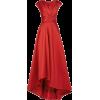 JASON WU Asymmetric wrap-effect gown - Dresses -
