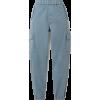 J BRAND Eugene cropped cotton-blend twil - Capri hlače -