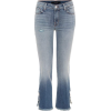 J BRAND Selena mid-rise cropped jeans - ワンピース・ドレス -