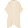 J.CREW Haven tasseled linen cardigan - Cardigan -