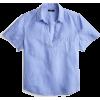 J.Crew - 半袖衫/女式衬衫 -