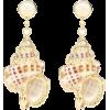 JENNIFER BEHR,Marina shell earrings - Orecchine -