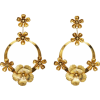 JENNIFER BEHR floral earrings - Orecchine -