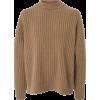 JILL SANDER  mockneck sweater - Pullovers -
